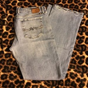 Lucky Jeans - Med Wash - Sweet-n-Low - Sz. 14x32'